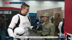 Edmonton Expo gets underway in Alberta's capital